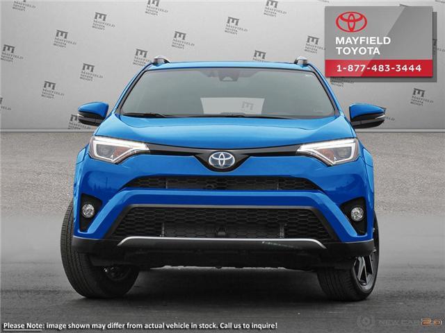 2018 Toyota RAV4 Hybrid SE (Stk: 1862843) in Edmonton - Image 2 of 22