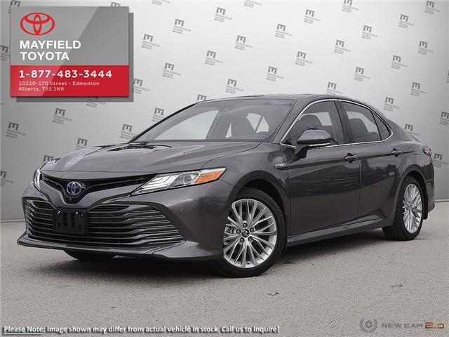 2019 Toyota Camry Hybrid LE (Stk: 196602) in Edmonton - Image 1 of 23