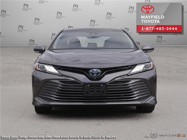 2019 Toyota Camry Hybrid LE (Stk: 196602) in Edmonton - Image 2 of 23