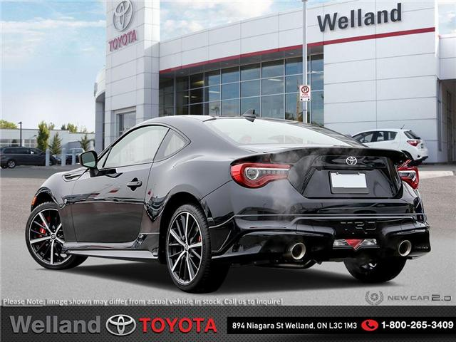 2019 Toyota 86 TRD Special Edition (Stk: 86T6196) in Welland - Image 4 of 24