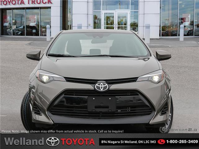2019 Toyota Corolla LE Upgrade Package (Stk: COR6273) in Welland - Image 2 of 24