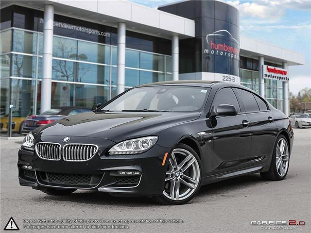 2015 BMW 650 Gran Coupe xDrive (Stk: 18HMS705) in Mississauga - Image 1 of 27