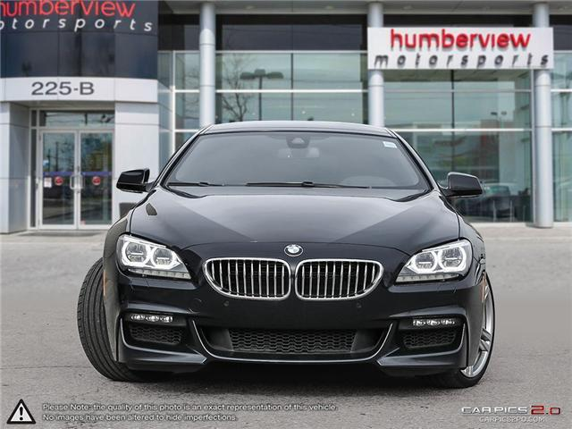 2015 BMW 650 Gran Coupe xDrive (Stk: 18HMS705) in Mississauga - Image 2 of 27