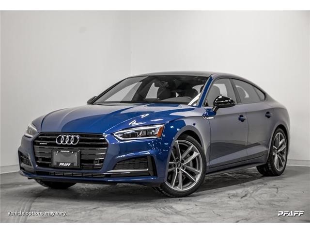 2019 Audi A5 45 Progressiv (Stk: T16110) in Vaughan - Image 1 of 20