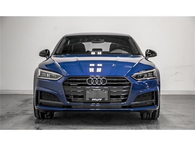 2019 Audi A5 45 Progressiv (Stk: T16110) in Vaughan - Image 2 of 20