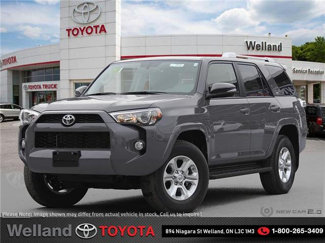 2019 Toyota 4Runner SR5 (Stk: RUN6298) in Welland - Image 1 of 24