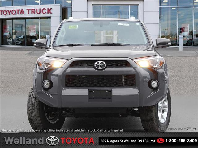 2019 Toyota 4Runner SR5 (Stk: RUN6298) in Welland - Image 2 of 24