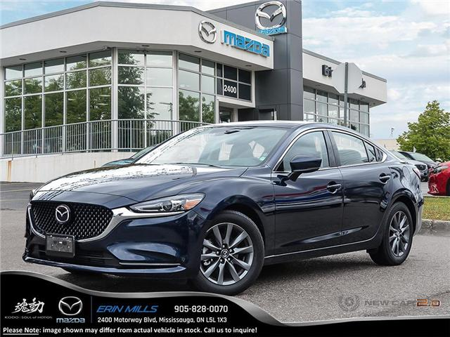 2018 Mazda MAZDA6 GS-L w/Turbo (Stk: 18-0300) in Mississauga - Image 1 of 24