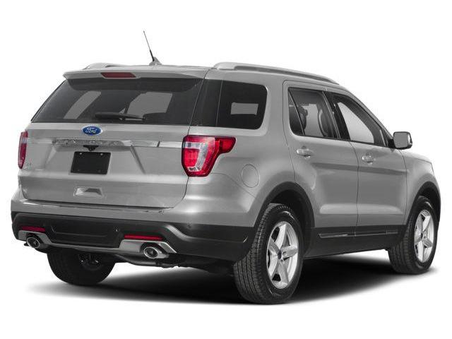 2019 Ford Explorer Platinum (Stk: 196325) in Vancouver - Image 3 of 9