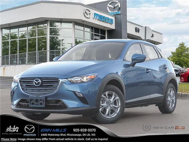 2019 Mazda CX-3 GS (Stk: 19-0086) in Mississauga - Image 1 of 24