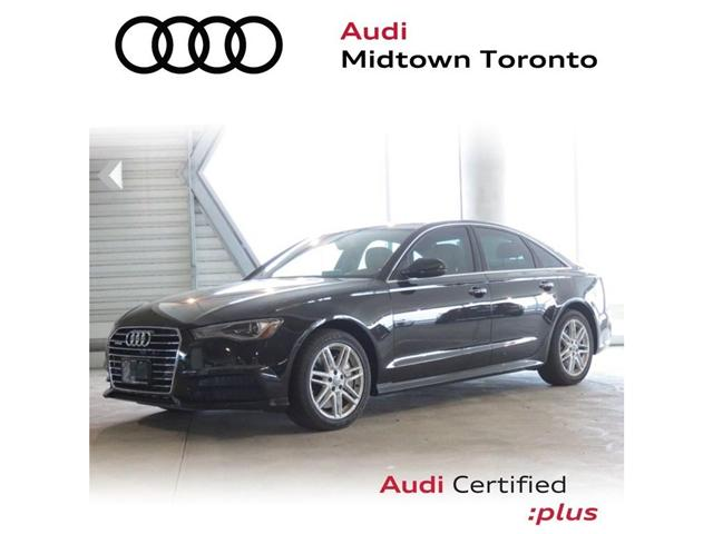 2017 Audi A6  (Stk: A3129) in Toronto - Image 1 of 20