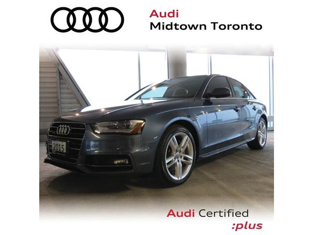 2015 Audi A4  (Stk: A4743A) in Toronto - Image 1 of 24