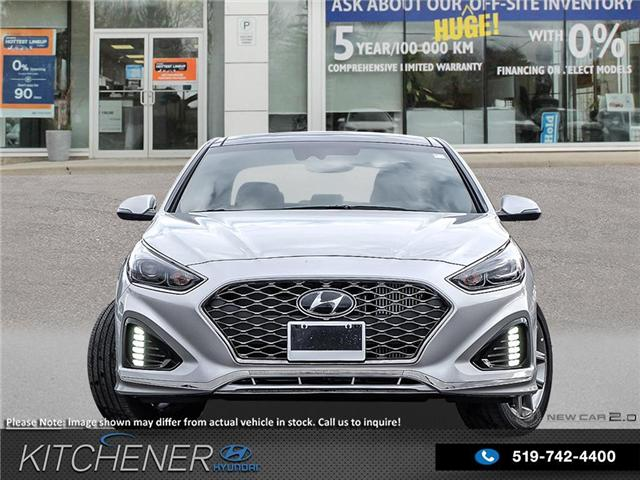 2019 Hyundai Sonata 2.0T Ultimate (Stk: 58494) in Kitchener - Image 2 of 23