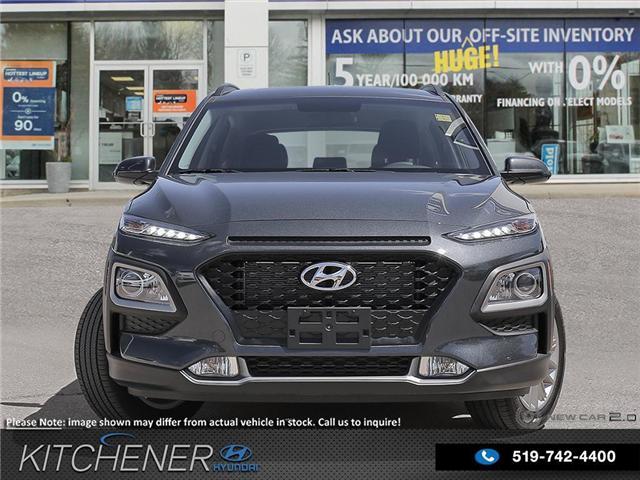 2019 Hyundai KONA 2.0L Preferred (Stk: 58525) in Kitchener - Image 2 of 24