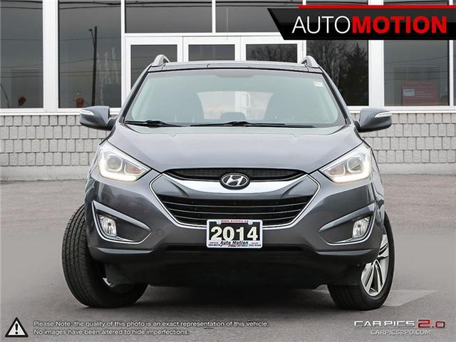 2014 Hyundai Tucson GLS (Stk: 18_1240) in Chatham - Image 2 of 27