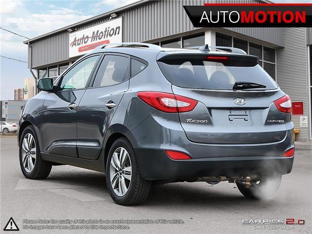 2014 Hyundai Tucson GLS (Stk: 18_1240) in Chatham - Image 4 of 27