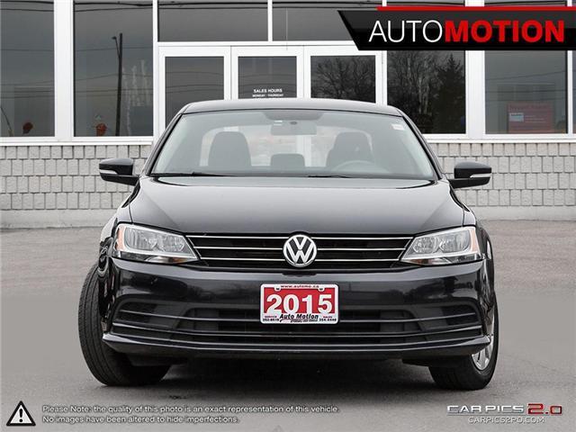 2015 Volkswagen Jetta 1.8 TSI Trendline+ (Stk: 18_1178) in Chatham - Image 2 of 27