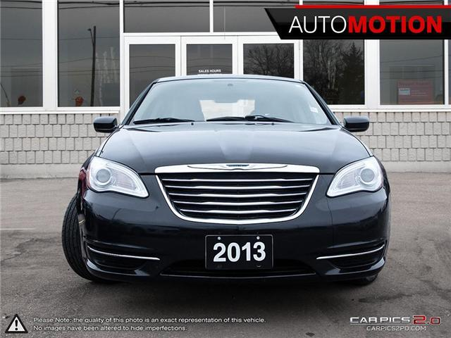 2013 Chrysler 200 LX (Stk: 18_1260) in Chatham - Image 2 of 27