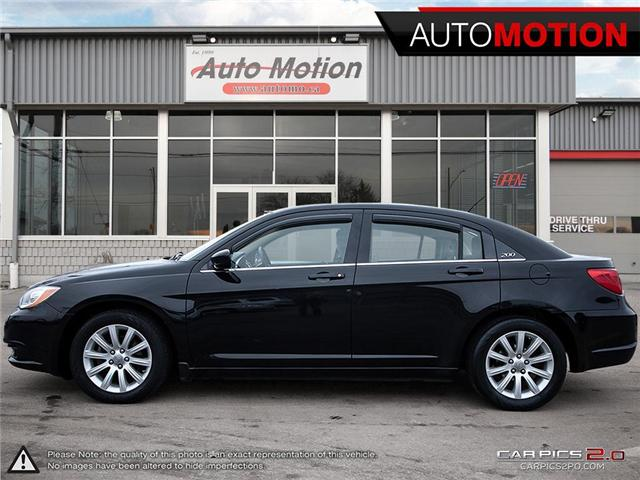 2013 Chrysler 200 LX (Stk: 18_1260) in Chatham - Image 3 of 27