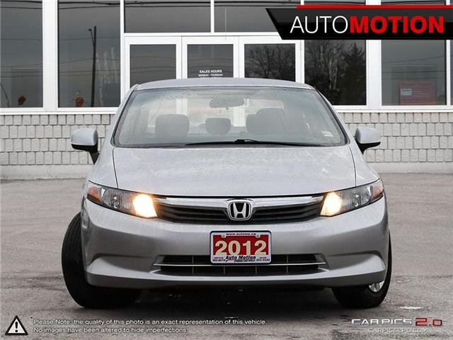 2012 Honda Civic LX (Stk: 18_1262) in Chatham - Image 2 of 27