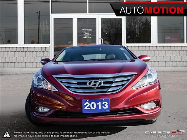2013 Hyundai Sonata Limited (Stk: 18_1187) in Chatham - Image 2 of 27