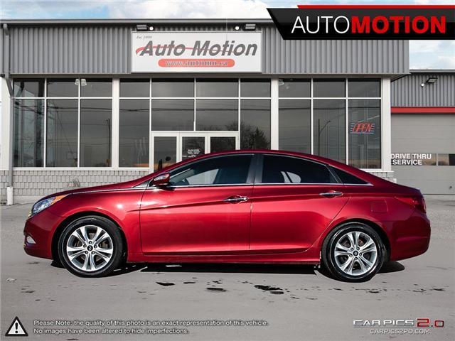2013 Hyundai Sonata Limited (Stk: 18_1187) in Chatham - Image 3 of 27