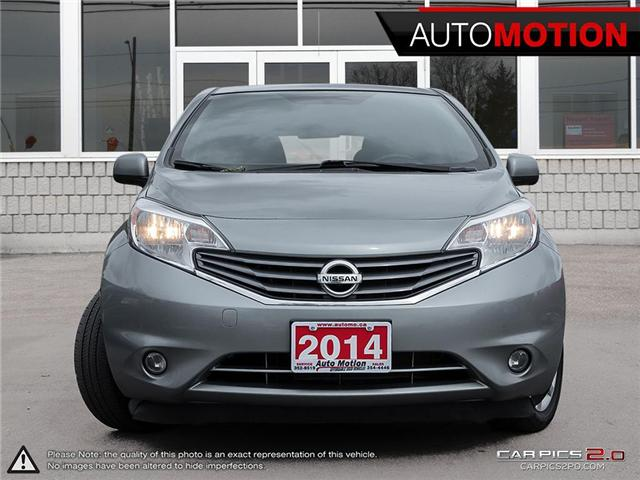 2014 Nissan Versa Note 1.6 S (Stk: 18_854) in Chatham - Image 2 of 27