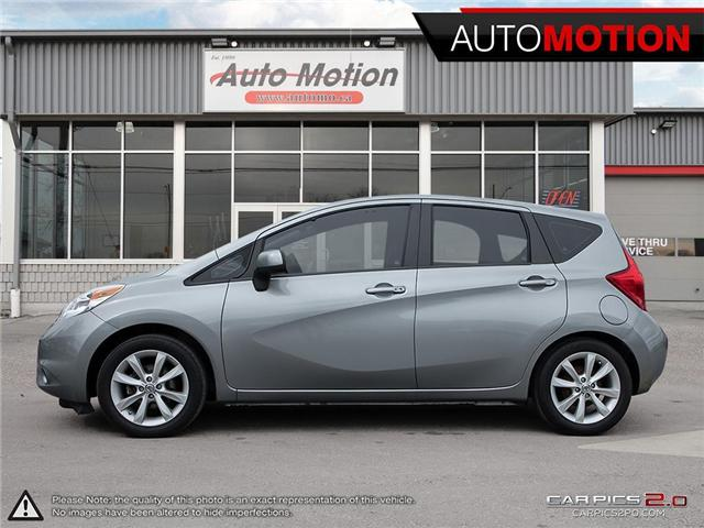 2014 Nissan Versa Note 1.6 S (Stk: 18_854) in Chatham - Image 3 of 27