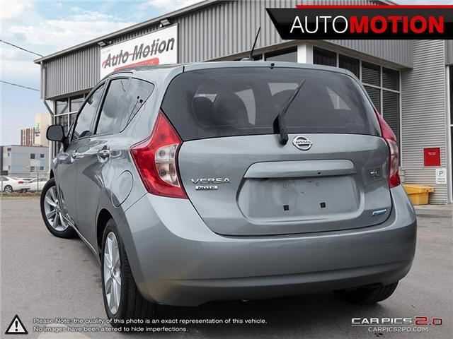 2014 Nissan Versa Note 1.6 S (Stk: 18_854) in Chatham - Image 4 of 27
