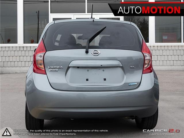 2014 Nissan Versa Note 1.6 S (Stk: 18_854) in Chatham - Image 5 of 27