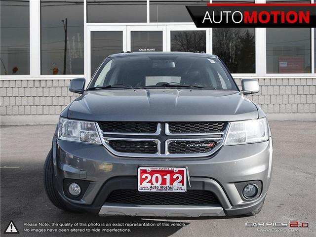2012 Dodge Journey R/T (Stk: 18_1167) in Chatham - Image 2 of 27