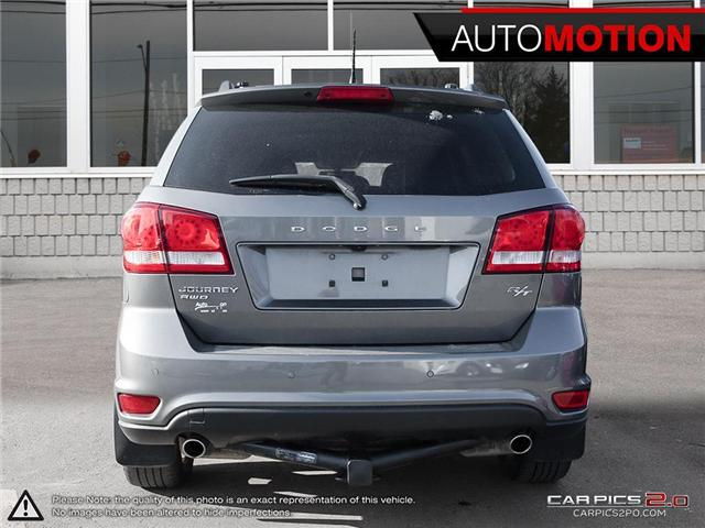 2012 Dodge Journey R/T (Stk: 18_1167) in Chatham - Image 5 of 27