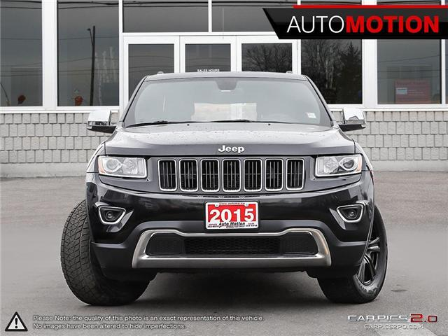2015 Jeep Grand Cherokee Limited (Stk: 18_1308) in Chatham - Image 2 of 27