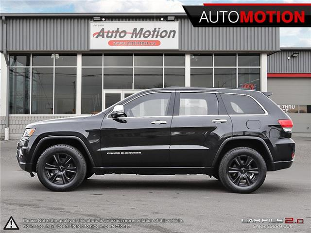 2015 Jeep Grand Cherokee Limited (Stk: 18_1308) in Chatham - Image 3 of 27