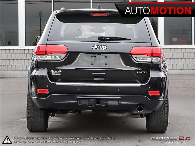 2015 Jeep Grand Cherokee Limited (Stk: 18_1308) in Chatham - Image 5 of 27