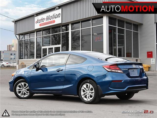 2014 Honda Civic LX (Stk: 18_1302) in Chatham - Image 4 of 27