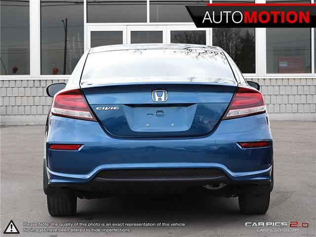 2014 Honda Civic LX (Stk: 18_1302) in Chatham - Image 5 of 27