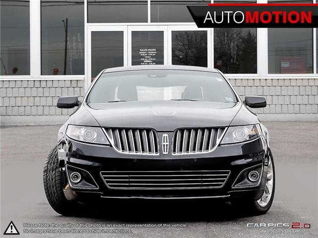 2011 Lincoln MKS EcoBoost (Stk: 18_1145) in Chatham - Image 2 of 27