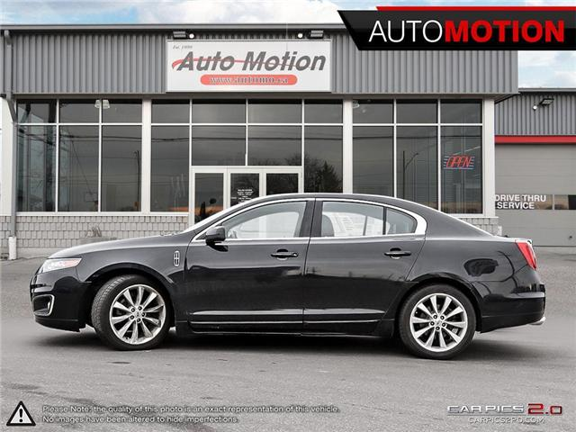 2011 Lincoln MKS EcoBoost (Stk: 18_1145) in Chatham - Image 3 of 27