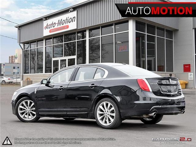2011 Lincoln MKS EcoBoost (Stk: 18_1145) in Chatham - Image 4 of 27