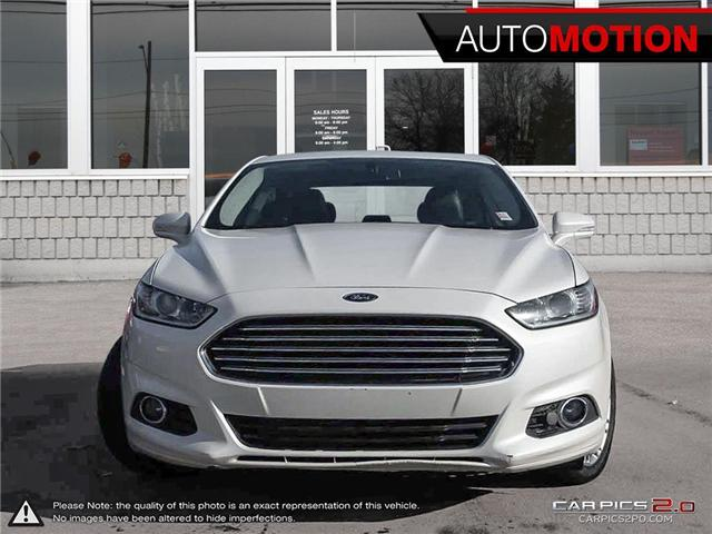 2013 Ford Fusion SE (Stk: 18_1209) in Chatham - Image 2 of 27