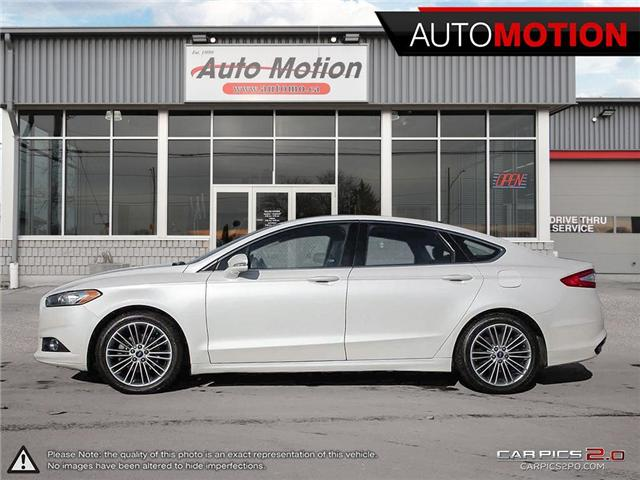 2013 Ford Fusion SE (Stk: 18_1209) in Chatham - Image 3 of 27