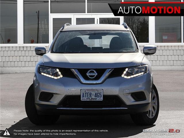 2016 Nissan Rogue S (Stk: 18_404) in Chatham - Image 2 of 27