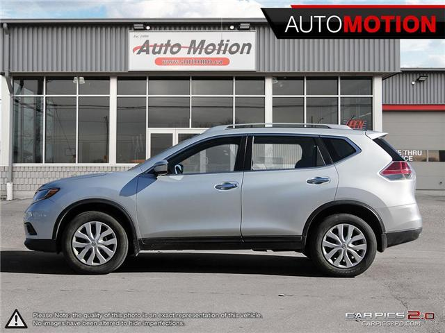 2016 Nissan Rogue S (Stk: 18_404) in Chatham - Image 3 of 27