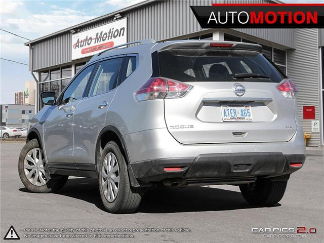 2016 Nissan Rogue S (Stk: 18_404) in Chatham - Image 4 of 27