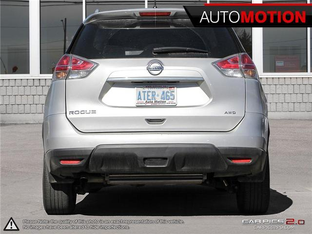 2016 Nissan Rogue S (Stk: 18_404) in Chatham - Image 5 of 27