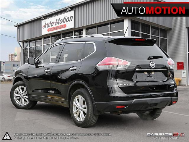 2014 Nissan Rogue SV (Stk: 18_1099) in Chatham - Image 4 of 27