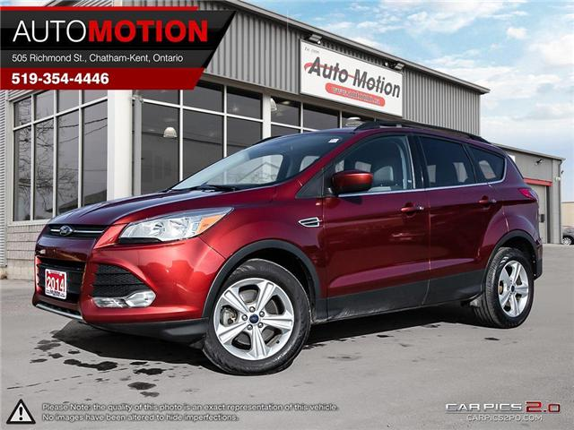 2014 Ford Escape SE (Stk: 18_1169) in Chatham - Image 1 of 27
