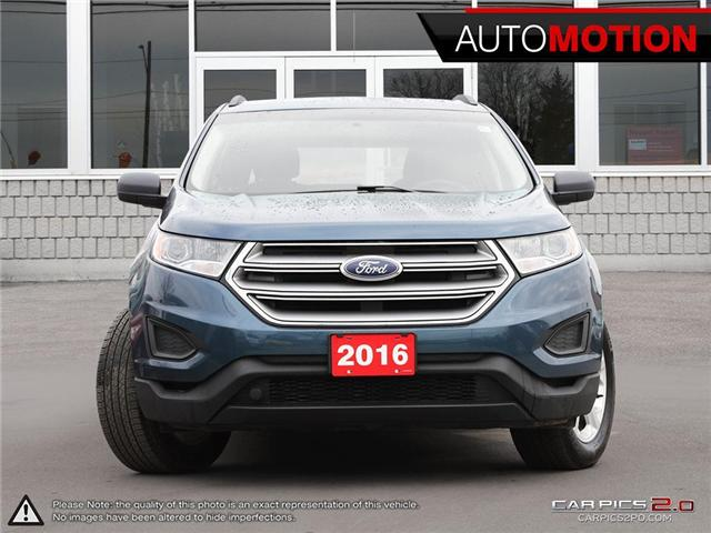 2016 Ford Edge SE (Stk: 18_1290) in Chatham - Image 2 of 27