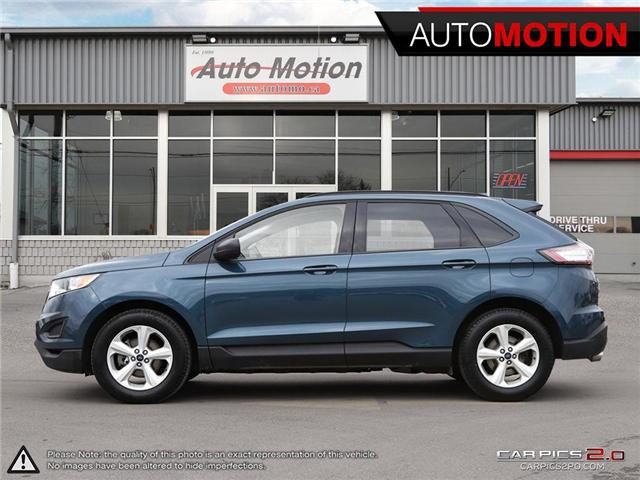 2016 Ford Edge SE (Stk: 18_1290) in Chatham - Image 3 of 27